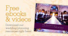 FREE E-books #wedding #weddings #ebooks