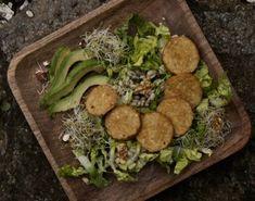 Boulettes végétariennes de lentilles vertes