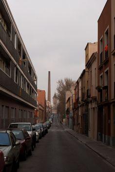 Paseo por la calle Covadonga camino de la Torre del agua (2/7)