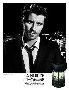 Yves Saint Laurent | La Nuit De L'Homme
