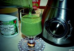 Our Lovely Green Smoothie!
