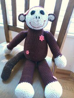 Liv's monkey