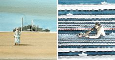 These Paintings Reflect My Experience With People Of Kutch | Bored Panda