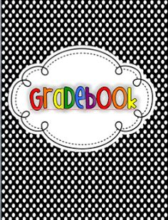 {FREE!} Black and white binder covers
