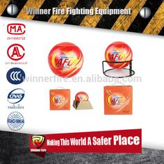 Pack in carton dry power Fire Fighting Ball with cheap price