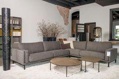 Bellice hoekbank stof Medina Leolux | Slijkhuis Interieur Design