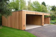 Primary backyard deck design ideas for your cozy home – garden garage ideas Carport Designs, Garage Design, Deck Design, House Design, Plan Garage, Carport Garage, Cost To Build Garage, Garage Ideas, Carport Modern