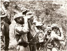 Daniel Francisco Roxo Part 2 A legend is Born Samora Machel, Frelimo officers and cadres. (Picture has copyright) War cam. Reds Bbq, Marinate Meat, The Good German, Bbq Apron, Grilling Gifts, Summer Barbecue, My Land, Cold Day, Military History