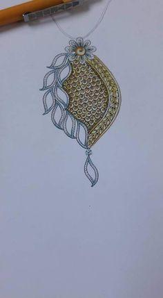 Ear Jewelry, Men's Jewellery, Designer Jewellery, Diamond Jewellery, Jewellery Designs, Pendant Design, Pendant Set, Gold Pendent, Pattern Sketch