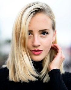 wanna give your hair a new look? Long bob hairstyles is a good choice for you. Here you will find some super sexy Long bob hairstyles, Find the best one for you, Thin Hair Haircuts, Long Bob Haircuts, Long Bob Hairstyles, Cool Haircuts, Lob Hairstyle, Haircut Short, Blonde Hairstyles, Trendy Hairstyles, Hairstyle Ideas
