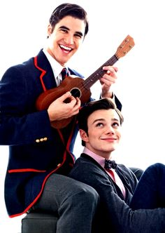 Kurt and Blaine. Love!!!!