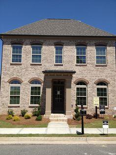 Best General Shale 2012 Homes Photo Gallery Cortez Brick 400 x 300