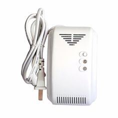 wireless photoelectric gas detector for home security system 433mhz gas sensor