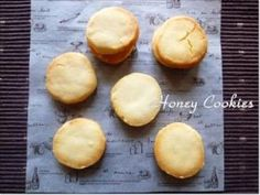「サクサク♪はちみつ米粉クッキー」わちっこ   お菓子・パンのレシピや作り方【corecle*コレクル】