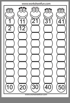 Mental Maths Worksheets, Kindergarten Math Worksheets, 1st Grade Worksheets, 2nd Grade Math, Math Activities, Preschool Activities, Classroom Charts, Math Patterns, Numbers For Kids