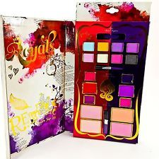 Ever After High Royally Rebellious Cosmetic Book Make-Up Lips Eyes Cheeks Sealed