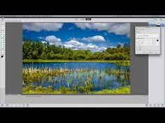 Learn Photoshop Elements - Episode 11: Swap a Sky - YouTube