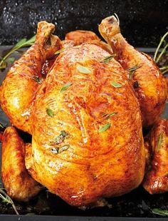 Thanksgiving ideas - Low FODMAP Recipe and Gluten Free Recipe - Herb-roast turkey Fodmap Meal Plan, Fodmap Diet, Low Fodmap, Fodmap Recipes, Diet Recipes, Recipies, Herb Roasted Turkey, Vegan Thanksgiving, Thanksgiving Ideas