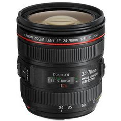 The perfect lens for basketball and all around use when paired with the 70-200 f/4 Canon EF 24-70mm f/4L IS USM Lens