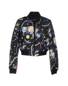 4d0937c9a LOVE MOSCHINO Women s Jacket Black 8 US Abrigos