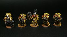 imperial fists - Google Search
