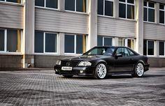 Mercedes-Benz R129 SL500 AMG
