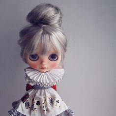 #darkrabbithole #rbl #blythecustom #blythe #customblythe #doll #K07 #K07doll by k07doll