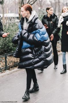 Oversized Puffer Jacket - Shop for Oversized Puffer Jacket on Wheretoget