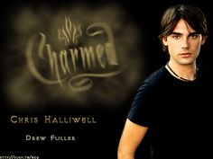 Drew Fuller aka Chris Halliwell I love the series Charmed. Andrew Fuller, Chris Halliwell, Charmed Tv Show, Book Of Shadows, Cute Guys, Photo Editor, Picture Video, Movie Tv, Tv Shows