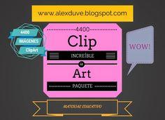 aLeXduv3: Clip Art más de 4400 imágenes