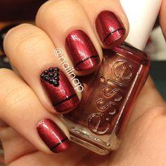 Who says nail art has to be complicated? (Nail Nap)
