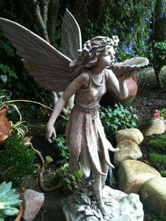 Garden sets Fairies and Fairies garden on Pinterest