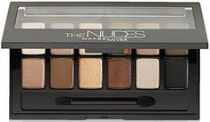 Maybelline New York The Nudes Eyeshadow Palette 034 oz Pack of 3 * For more information, visit image link. (This is an affiliate link)