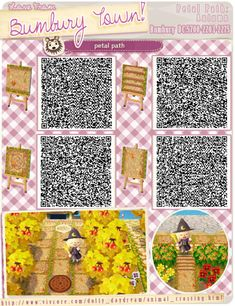 Crossing Animal Crossing New Leaf - Some reeeaaallly cute paths here!Animal Crossing New Leaf - Some reeeaaallly cute paths here! Animal Crossing Qr Codes Clothes, New Animal Crossing, Acnl Halloween, Acnl Pfade, Acnl Paths, Leaf Animals, Farm Animals, Motif Acnl, Ac New Leaf