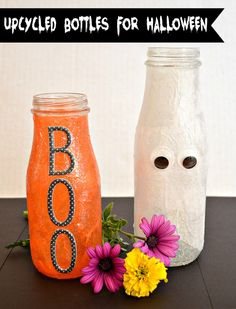 24 Glass Bottle Craft Ideas   Craft Ideas Weekly