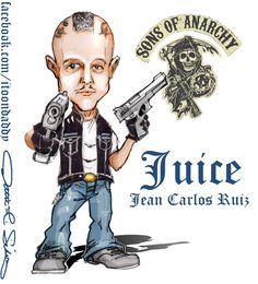 Juice // Sons of Anarchy