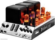 vintage McINTOSH LABS MC 240 Stereo Power Amplifier.