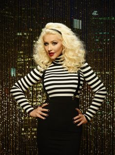 The Voice 2015 Spoilers: Christina Aguilera Is Back! (VIDEO)