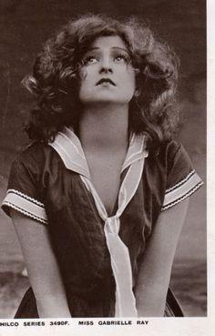 Edwardian Actress - Gabrielle Ray