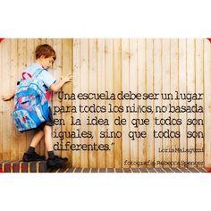 Fundacion Soy Capaz — Todos somos diferentes! #escuela #educación #niños