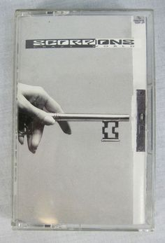 #Scorpions 1990 #CrazyWorld Album #Cassette Tape #HardRock Music Dolby HX Pro Rare - #BuyItNow for only $24.99 with #FreeShipping   Direct ebay link: http://www.ebay.com/itm/141704588806?ssPageName=STRK:MESELX:IT&_trksid=p3984.m1555.l2649