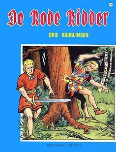 De Rode Ridder - Drie Huurlingen