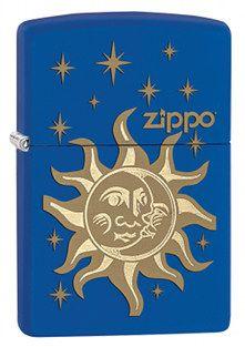 Zippo Sun And Moon