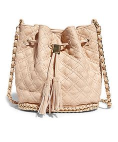 Look what I found on #zulily! Blush Hankie Bucket Bag #zulilyfinds