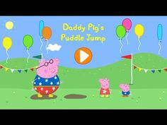 Peppa Pig's Party Time - Cake | App demos for kids | Cartoon for Kids - YouTube