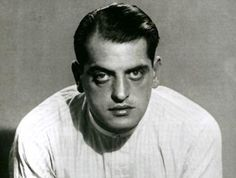 """""""I can only wait for the final amnesia, the one that can erase an entire life.""""   ~ Luis Bunuel, b. 22 February 1900"""