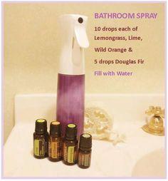 Essential Oils Room Spray, Homemade Essential Oils, Essential Oils Cleaning, Essential Oil Diffuser Blends, Essential Oil Uses, Natural Essential Oils, Living Oils, Doterra Essential Oils, Perfume