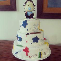 Torta Guille Mafalda