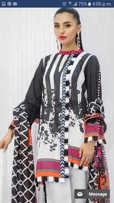Beautiful Pakistani Dresses, Pakistani Formal Dresses, Pakistani Fashion Party Wear, Pakistani Dress Design, Sleeves Designs For Dresses, Dress Neck Designs, Stylish Dress Designs, Girls Dresses Sewing, Stylish Dresses For Girls