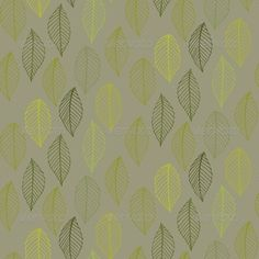 Buy Elegant Pattern with Leafs Drawn in Thin Lines by tukkki on GraphicRiver. Simple elegant pattern with leafs drawn in thin lines in green on gray. Seamless vector texture for web, print, wallp. 1950s Wallpaper, Print Wallpaper, Fashion Decor, Fall Fashion, Leaf Drawing, Thin Line, Texture Vector, Background Patterns, Invitation Cards